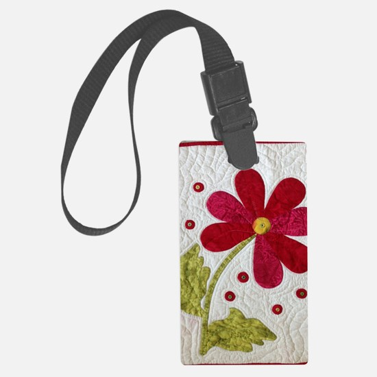 Give Yourself Flowers Today Luggage Tag