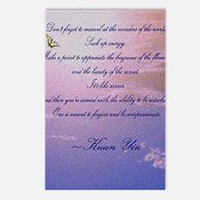 GRATITUDE POEM Postcards (Package of 8)
