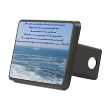 POWER OF THE MOMENT POEM Hitch Cover