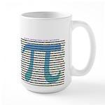 1000 digits of PI - Large Mug