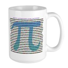 1000 digits of PI - Mug