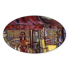 Philadelphia Sarcones Bakery on 9th Decal