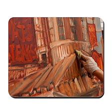 Philadelphia Artist ErinMcGeeFerrell Mousepad