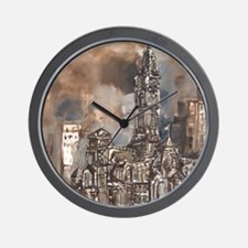 Philadelphia City Hall Wall Clock