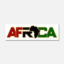 Africa2 Car Magnet 10 x 3