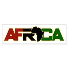 Africa2 Bumper Sticker