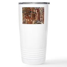 Philadelphia Campos CheeseSteak Travel Mug