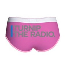 Turnip the Radio II Women's Boy Brief
