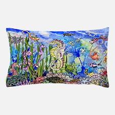 Ocean Life Pillow Case