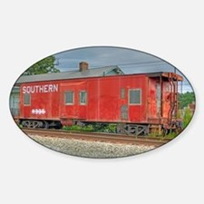 Kernersville Red Caboose Decal