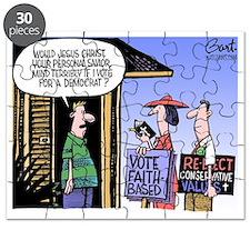 Religion Politics Puzzle