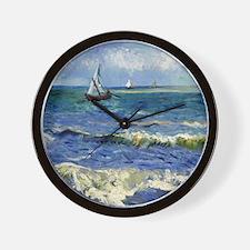Van Gogh Wall Clock