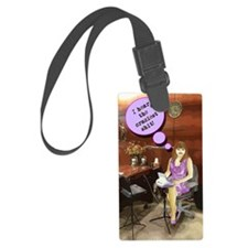 Official Reporter Fun! Luggage Tag