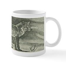 Fox Lithograph Mug