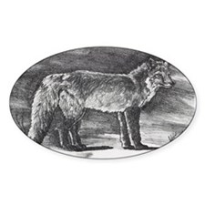 Fox lithograph Decal