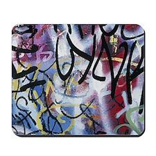 graffiti1 Mousepad