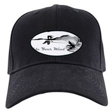 ride your mind waterski swallows Baseball Hat