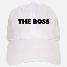 THE BOSS Baseball Baseball Cap