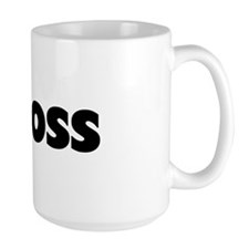 THE BOSS Ceramic Mugs