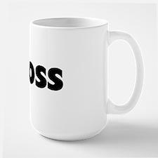 THE BOSS Ceramic Mugs