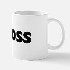 THE BOSS Small Small Mug