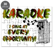 Karaoke Opportunity Puzzle