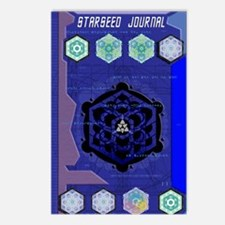 Starseed Journal Postcards (Package of 8)