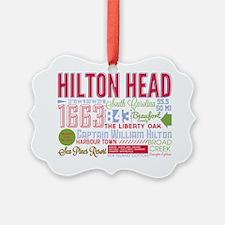 Hilton Head Ornament