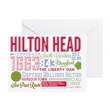 Hilton Head Greeting Card