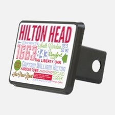 Hilton Head Hitch Cover