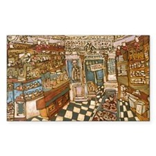 Philadelphia Shanes Candy Stor Decal