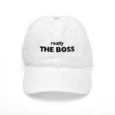 REALLY THE BOSS Baseball Cap