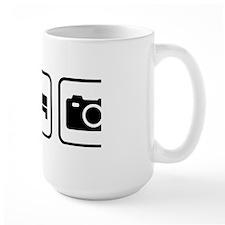eatSleepPhotography1A Mug