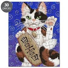 Maneki Neko of Abundance Puzzle