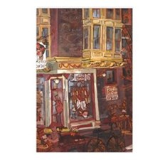 Philadelphia Franklin Fou Postcards (Package of 8)