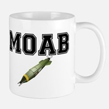 MOAB - MOTHER OF ALL BOMBS Mug
