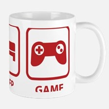 eatSleepGame1E Mug