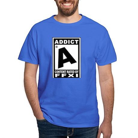 FFXI Addict Dark T-Shirt