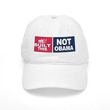 We Built This Baseball Cap