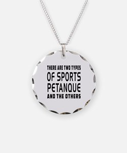 Petanque Designs Necklace
