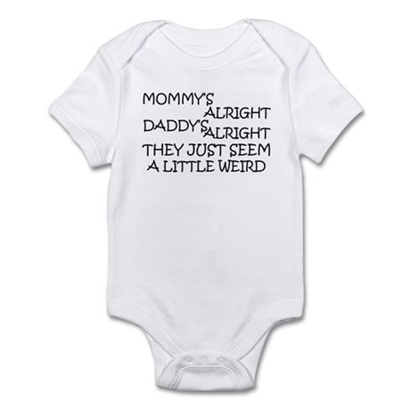 Surrender Infant Bodysuit