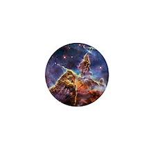 Carina Nebula Mini Button