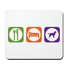 Eat Sleep Stabyhoun Mousepad