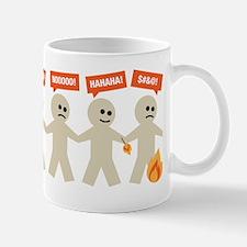 paperdoll prank Mug