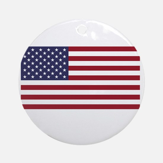 If this offends you... Round Ornament