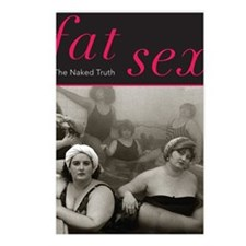Fat Sex: The Naked Truth Postcards (Package of 8)
