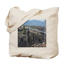 Royal Gorge Bridge Jan Tote Bag