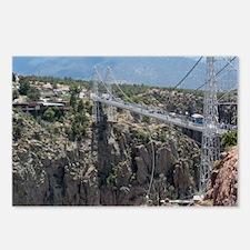 Royal Gorge Bridge Jan Postcards (Package of 8)