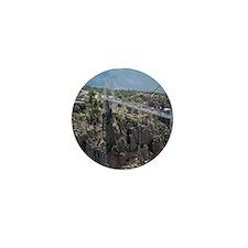 Royal Gorge Bridge Jan Mini Button