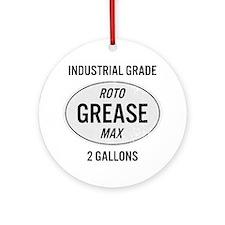 Roto Grease Max Round Ornament